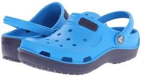 Crocs Duet Wave Clog (Toddler/Little Kid)