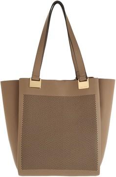 Vince Camuto Perforated Small Tote Handbag - Beatt