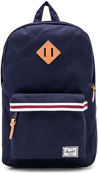Herschel Supply Co. Heritage Mid-Volume Backpack in Navy.