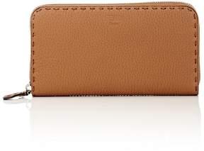 Fendi Women's Selleria Zip-Around Wallet
