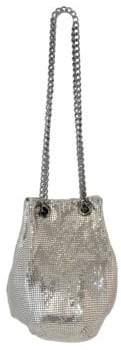 Whiting & Davis Soft Bucket Bag