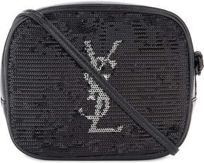 Saint Laurent Monogram blogger cross-body bag - BLACK - STYLE