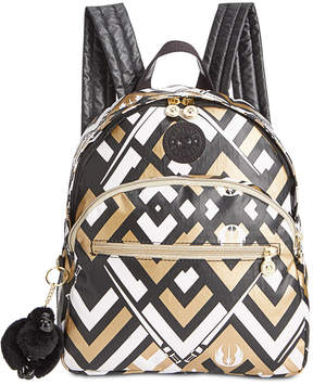 Kipling Disney's Star Wars Paola Backpack - LIGHTSABER/GOLD - STYLE