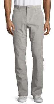 Black & Brown Black Brown Straight-Leg Corduroy Pants