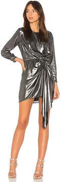 Krisa Seymore Draped Dress