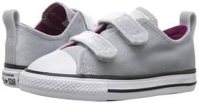 Converse Chuck Taylor All Star Velvet 2V - Ox Girls Shoes