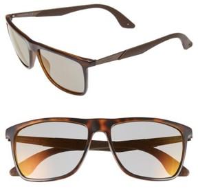 Carrera Men's Eyewear 56Mm Retro Sunglasses - Havana Brown
