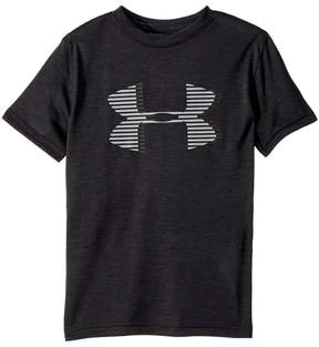Under Armour Kids Tech Big Logo Printed Tee Boy's T Shirt