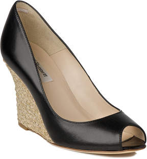 LK Bennett L.K.Bennett Estela Leather Wedge