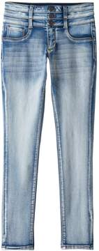 Mudd Girls 7-16 High-Rise Triple Stacked Waist Jeggings