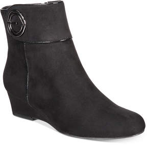 Impo Goya Wedge Booties Women's Shoes