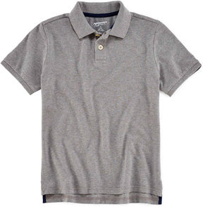 Arizona Short-Sleeve Solid Knit Polo - Boys 8-20