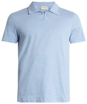 Oliver Spencer Warren cotton polo shirt