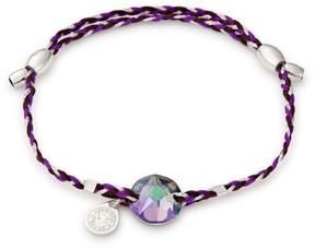 Alex and Ani Paradise Shine Crystal Precious Threads Bracelet