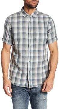 Jeremiah Clark Reversible Plaid Shirt
