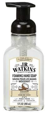 JR Watkins Coconut Foaming Hand Soap - 9 fl. oz.
