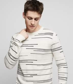 Reiss SMITHSON Striped jumper