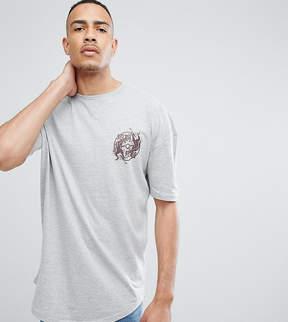 Le Breve Tall Kung Foo T-Shirt