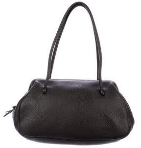 Miu Miu Leather Frame Shoulder Bag
