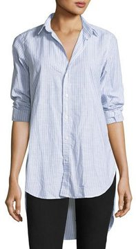 Frank And Eileen Grayson Striped Button-Front Shirt