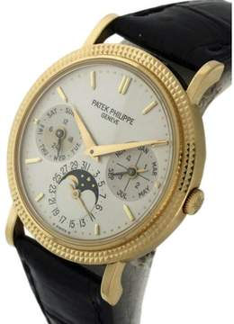Patek Philippe Grand Complications 5039J Perpetual Calendar Moonphase Automatic Mens Watch