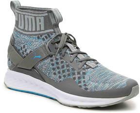 Puma Ignite EvoKnit High-Top Sneaker - Men's