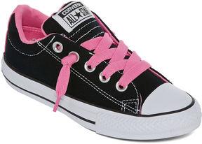 Converse Chuck Taylor All Star Street Girls Sneakers - Little Kids