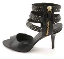 Kenneth Cole Women's Tucker 3 Studded Ankle Strap Sandals.
