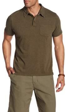 Lucky Brand Patch Pocket Polo Shirt