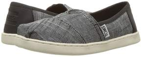Toms Kids Alpargata Boy's Shoes