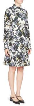 Erdem Bernette Floral-Print Dress