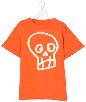 Stella McCartney Arrow Skull print T-shirt