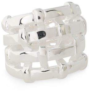 Aurelie Bidermann Silver-Tone Ring