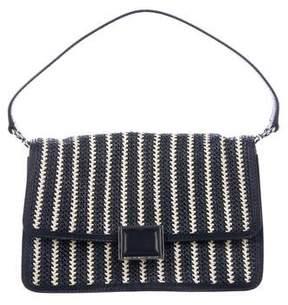 Marc by Marc Jacobs Leather-Trimmed Shoulder Bag