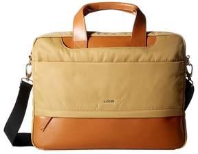 Lodis Kate Nylon Alexus Brief Briefcase Bags