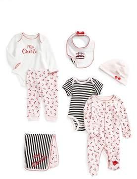 Kate Spade 7-piece starter gift set (Baby Girls)