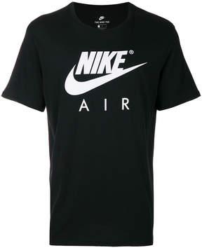 Nike logo patch T-shirt