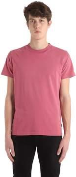 Diesel Washed Cotton Jersey T-Shirt
