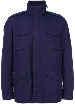 Piombo Mp Massimo lapel pockets jacket