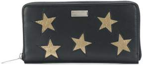 Stella McCartney star embellished wallet