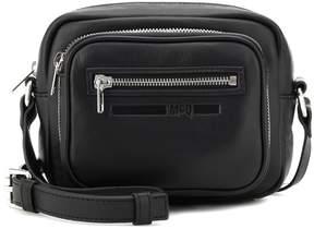 McQ Leather shoulder bag