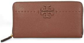 Tory Burch McGraw Continental Wallet - Buffalo - ONE COLOR - STYLE