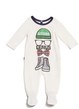 GUESS Long-Sleeve Bodysuit (0-12M)
