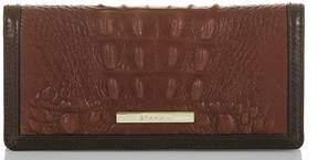 Brahmin Redwood Collection Ady Wallet