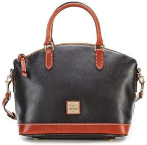 Dooney & Bourke Collins Collection Toni Satchel - BLACK - STYLE