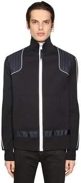 Diesel Black Gold Zip Up Jersey Tracksuit Jacket