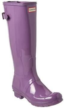 Hunter Back Adjustable Gloss Boot.
