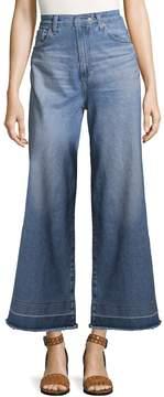 AG Adriano Goldschmied Women's Yvette Fading Jeans