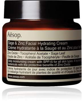 Aesop Women's Sage & Zinc Facial Hydrating Cream SPF15