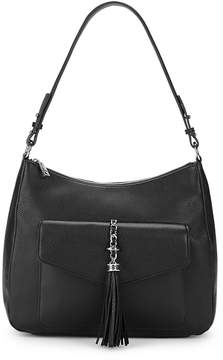 Karl Lagerfeld Women's Tess Pebble Hobo Shoulder Bag